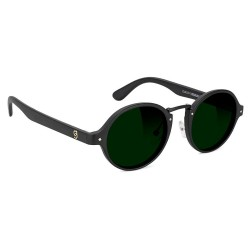 LUNETTES GLASSY PROD PREMIUM POLARIZED - MATTE BLACK GREEN MIRROR