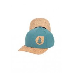 CASQUETTE PICTURE ORGANIC LINOS KIDS - HYDRO BLUE