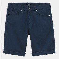 SHORT CARHARTT WIP SWEEL - BLUE RINSED