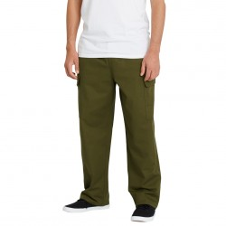 PANTALON VOLCOM LOOSE TRUCKS EW PANT - MILITARY