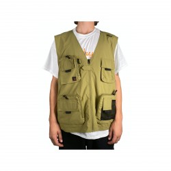 VESTE VOLCOM LOOSE TRUCKS VEST - OLD MILL