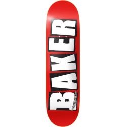 BOARD BAKER BRAND LOGO WHITE - 7.3