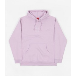 HOODIE WKND LOGO EMBROIDERED - LAVENDER