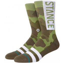 CHAUSSETTES STANCE OG - CAMO