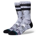 CHAUSSETTES STANCE FLORENCE FLORAL - GREYHEATHER