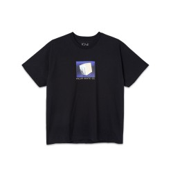T-SHIRT POLAR ISOLATION - BLACK