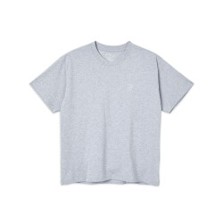 T-SHIRT POLAR TEAM - SPORT GREY