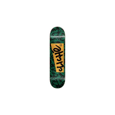 BOARD CLICHE PAPER RHM BLACK - 8.375