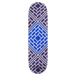 BOARD THE NATIONAL SKATE CO CLASSIC BLUE - 8.0