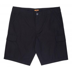 SHORT SANTA CRUZ DEFEAT WORKSHORT - BLACK
