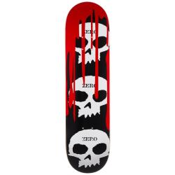 BOARD ZERO 3 SKULL BLOOD - 8.25