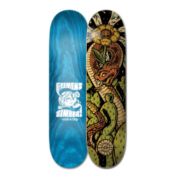BOARD ELEMENT TIMBER HIGH DRY - 8.5