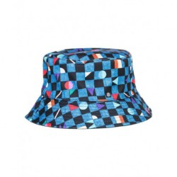 BOB ELEMENT TAM BUCKET HAT - BLUE PRISM