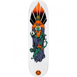 BOARD WELCOME FUTBOL SON OF MOONTRIMMER WHITE - 8.25