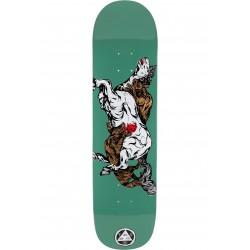 BOARD WELCOME GOODBYE HORSES BUNYIP MID JADE - 8.25