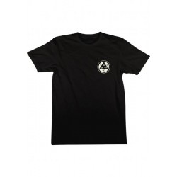 T-SHIRT WELCOME STATUE - BLACK