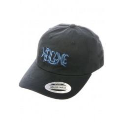 CASQUETTE WELCOME BLACK LODGE DAD HAT - BLACK