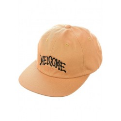 CASQUETTE WELCOME DROOP SNAPBACK - CURRY