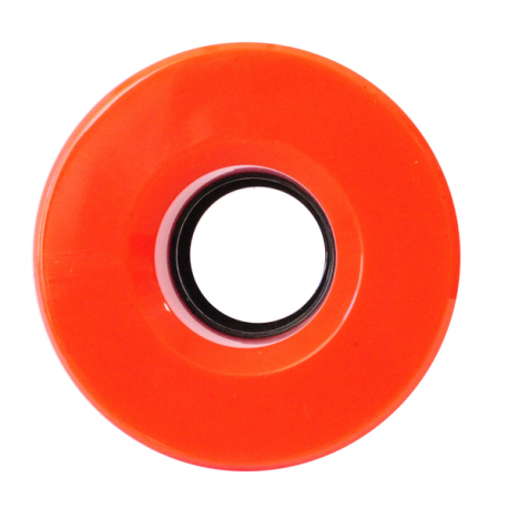 ROUES NAKED CRUISER RED 83A - 60MM