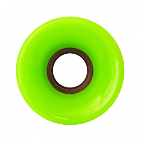 ROUES NAKED CRUISER GREEN - 70MM