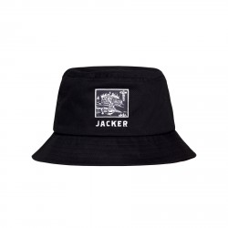 BOB JACKER LIMITLESS BUCKET - BLACK