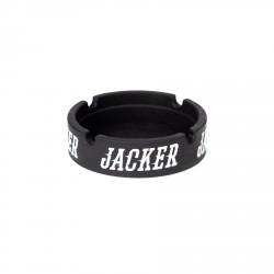CENDRIER JACKER CLASSIC LOGO ASHTRAY - BLACK