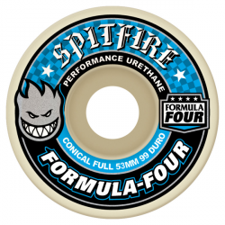 ROUE SPITFIRE FORMULA FOUR CONICAL FULL 99D - 53 MM