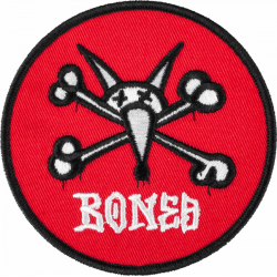 PATCH POWELL PERALTA VATO RED 3