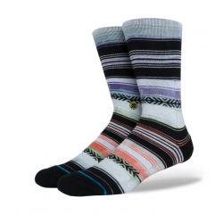 CHAUSSETTES STANCE REYKIR - LIME