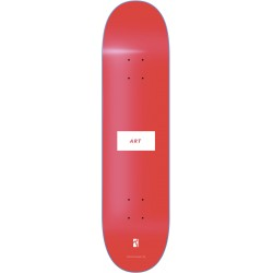 BOARD POETIC COLLECTIVE ART RED - 8.38