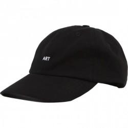 CASQUETTE POETIC COLLECTIVE ART CAP - BLACK