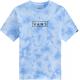 T-SHIRT VANS TIE DYE EASY BOX KID - NAUTICAL BLUE