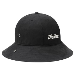 BOB DICKIES BETTLES BUCKET HAT - BLACK