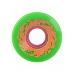 ROUES SLIME BALLS OG MINI OG GREEN PINK 54.5MM 78A