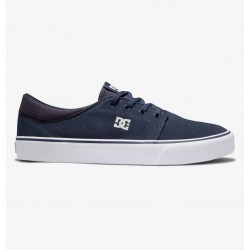 CHAUSSURES DC TRASE SD - NAVY BLUE WHITE