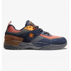 CHAUSSURES DC SHOES TRIBEKA SE - NAVY CHOCOLATE