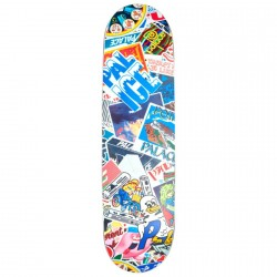 BOARD PALACE STICKERS PACK SLICK - 8.6