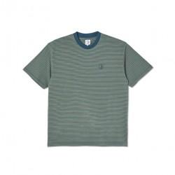 T-SHIRT POLAR DIZZY STRIPE - BLUE