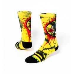 CHAUSSETTES STANCE SOFINE - YELLOW