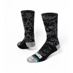 CHAUSSETTES STANCE GOONIES - BLACK