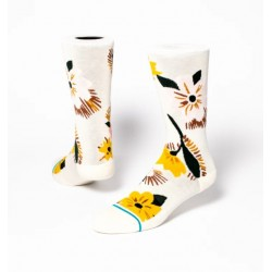 CHAUSSETTES STANCE THRIVE - OFFWHITE