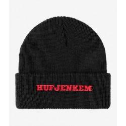 BONNET HUF X JENKEM TEAMWORK - BLACK