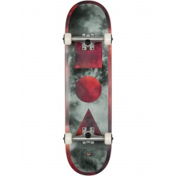 BOARD GLOBE COMPLETE G1 STACK 8.375 - BLACK CANDY CLOUDS