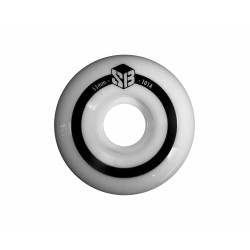ROUES SLIDEBOX CIRCLE BLACK 101A - 53MM