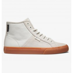 CHAUSSURES DC SHOES MANUAL HI WNT - OFF WHITE GUM