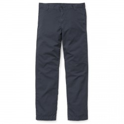 PANTALON CARHARTT WIP STATION PANT - BLUE RINSED