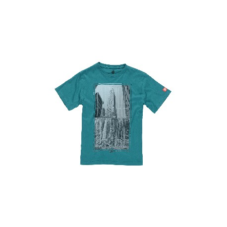 ELEMENT FUTUR CITIES SS BOY SEA BLUE