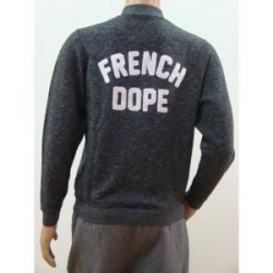 SPMK DOPE SWEAT JACKET BLACK
