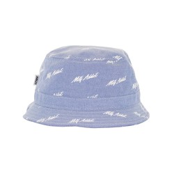 SPMK MILF ADDICT BUCKET HAT OXFORD BLUE