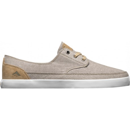 EMERICA TROUBADOUR LOW BROWN WHITE